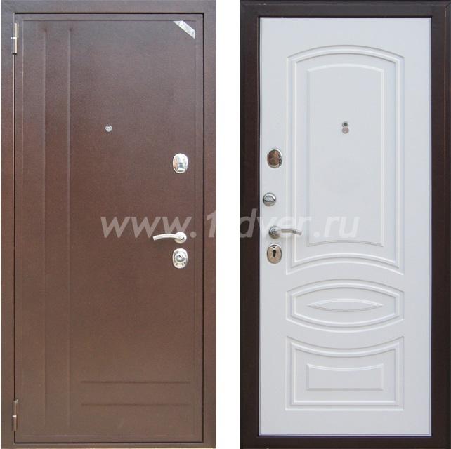 металлические двери порошковые недорого с установкой