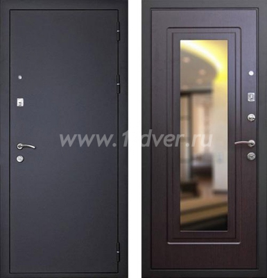 надежные металлические входные двери сейфового типа