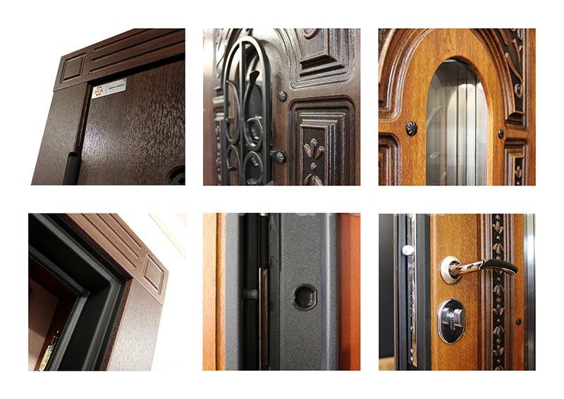 стальные двери на южной